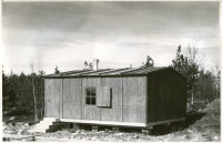 The *Tundra* barrack was developed in 1941 to accommodate German troops stationed in northern Finland.